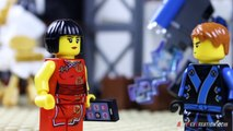 Lego Ninjago Rebooted Episode 4: MISSING BROTHER - Rise of Nindroids Series