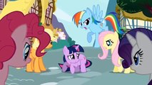 My Little Pony Friendship is Magic - The Ticket Master - EXPLAINING IS MAGIC