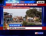 Blasts, Gunfire Near Indian Consulate In Jalalabad