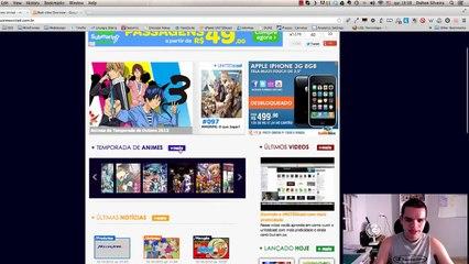Noticias Anime United 2.0: Como usar?