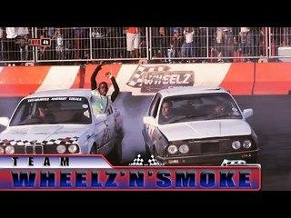 Car Spins Team Wheelz N Smoke
