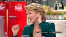 """Alexandra Lamy se déchaîne sur """"Niggas in Paris"""" dans """"C à Vous"""" !"""
