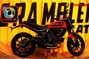 Ducati Scrambler 2016 Preview - Indonesia International Motor Show 2016