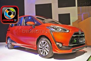 All New Toyota Sienta Preview - Indonesia International Motor Show 2016