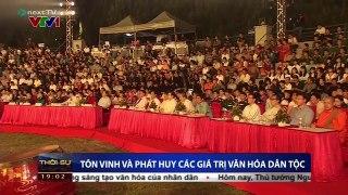 Chu tich nuoc Tran Dai Quang phat bieu ton vinh va phat huy
