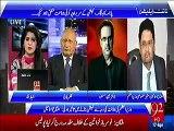 Nawaz Sharif Se To Ayyan Ali Achi Hai By Dr.Shahid Masood Got Angry & Bashing Nawaz Sharif