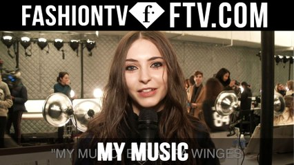 Model Talks F/W 16-17 My Music | FTV.com