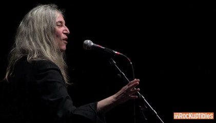Vid�o de Patti Smith