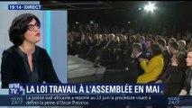 """Myriam El Khomri répond à Macron: """"La vie politique n'est pas une aventure individuelle"""""""