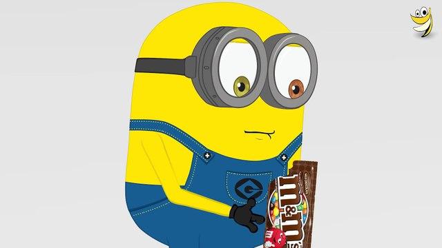 Minions Banana Balloon Strings Funny Cartoon ~ Minions Mini Movies 2016 [HD] 1080p