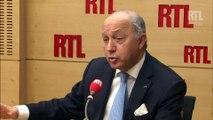 """Conseil constitutionnel : """"Aucun pays démocratique n'a ce système"""", affirme Laurent Fabius"""