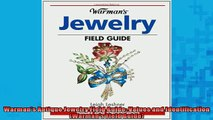 READ book  Warmans Antique Jewelry Field Guide Values and Identification Warmans Field Guide  FREE BOOOK ONLINE