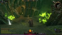 Neverwinter Nights Online- Neverdeath Graveyard, The Rift (boss Red Wizard of Thay)