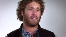 Silicon Valley's TJ Miller Does His Best Impression of Thomas Middleditch