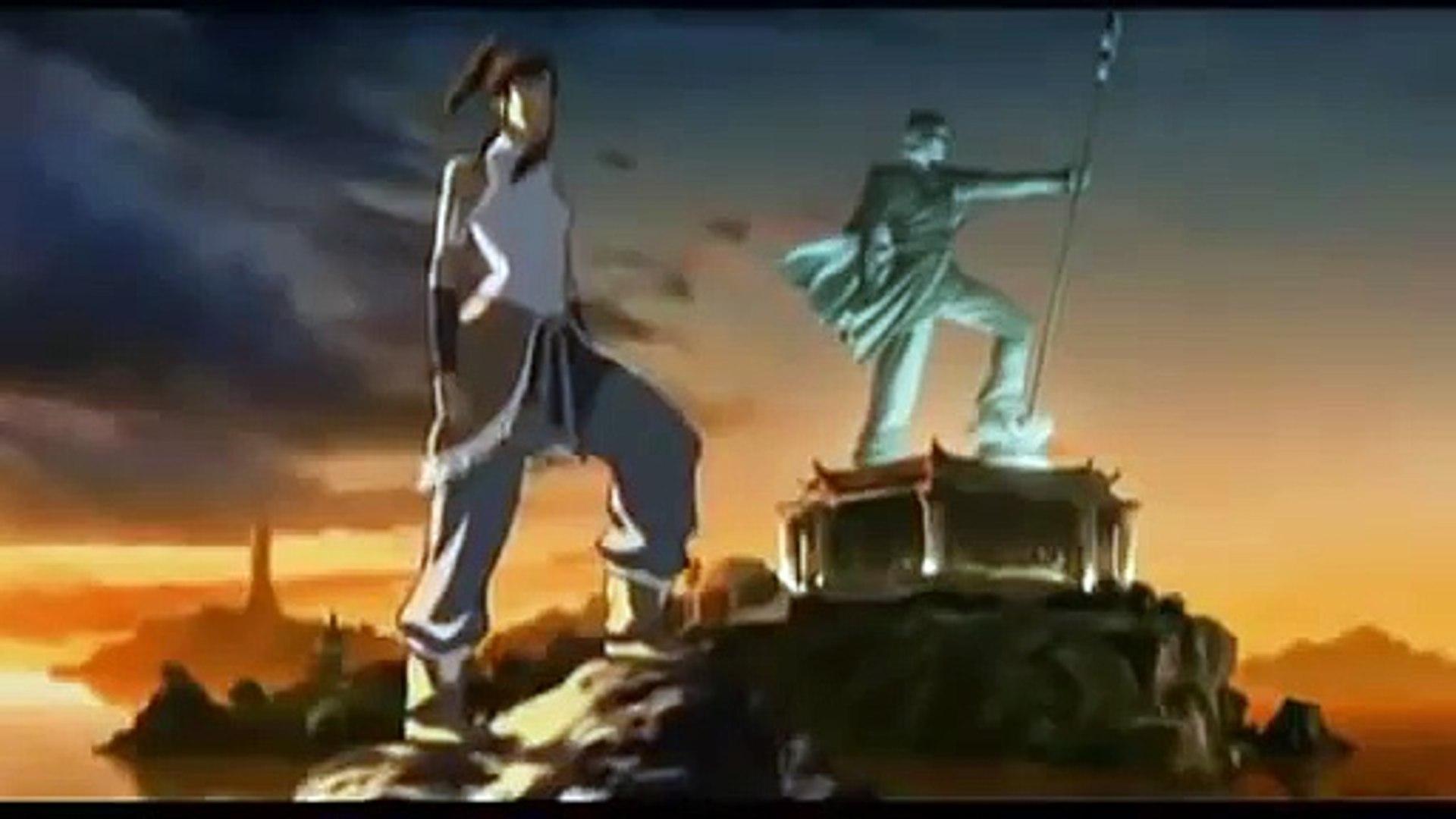 Nuevo Trailer Promocional Avatar  La Leyenda de Korra