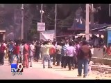 Violent protests in Bengaluru against PF withdrawal norms, several vehicles torched - Tv9 Gujarati