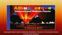EBOOK ONLINE  Albuquerque International Balloon Fiesta A Postcard Book Postcard Books READ ONLINE