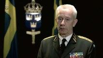 ÖB om Försvarsmaktens svar på planeringsanvisningarna