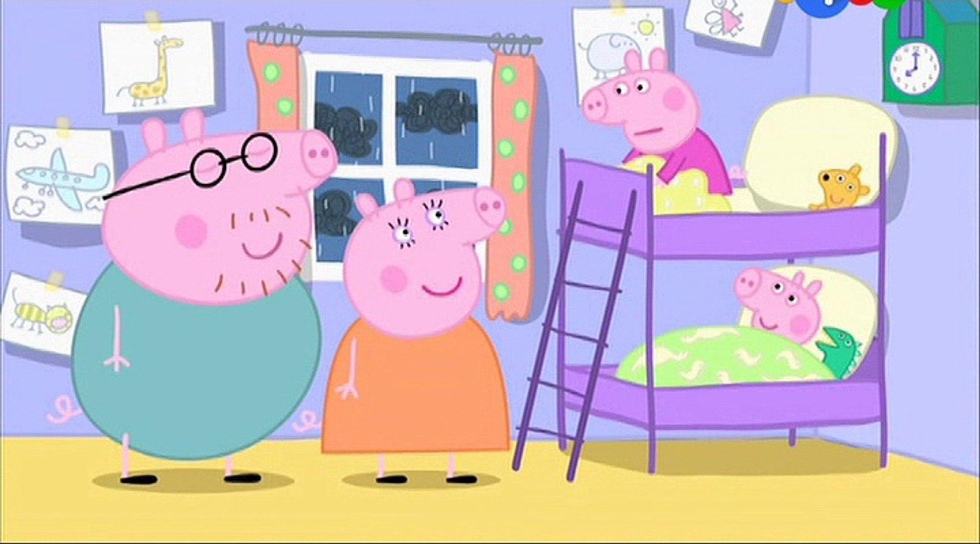 Свинка Пеппа- Самая большая в мире грязная лужа- The Biggest Muddy Puddle -Все серии подряд Свинка П