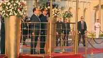 L'armée égyptienne massacre la Marseillaise