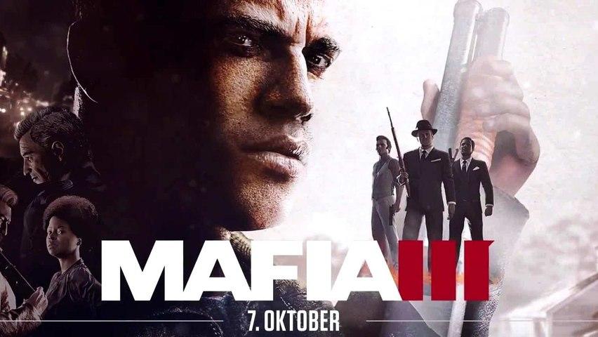 MAFIA 3 - Einbahnstrasse Story Trailer (2016) Deutsch