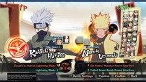 Naruto SHIPUDEN ULTIMATE NINJA STORM 4 - Kakashi vs Minato