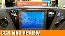 Classic Game Room - SEGA GEAR MASTER converter for Sega Game Gear