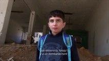 Syrie : la vidéo choc d'Amnesty sur les barils explosifs largués sur les civils