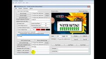 How to make a Scratch and Win Game, Scratch Off card, instant scratch tickets/scratchie