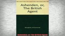 READ book  Ashenden or The British Agent  DOWNLOAD ONLINE