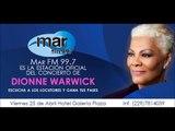 Dionne Warwick en Veracruz