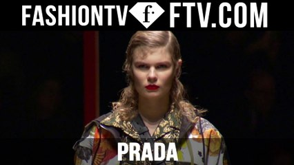 First Look Prada F/W 16-17 at Milan Fashion Week | FTV.com