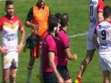 Saint-Estève XIII Catalan remporte la finale de la Coupe de France face à Limoux