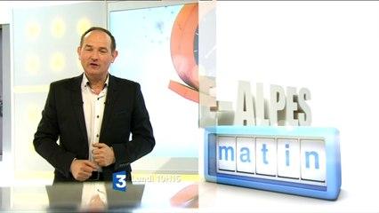 Bande annonce de Rhône-Alpes Matin du 25 avril