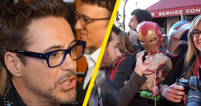 Micro-trottoir : team Cap ou team Iron Man, les spectateurs de Civil War font leur choix !