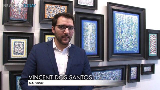 Exposition Manuel Cargaleiro @Helene Bailly Gallery
