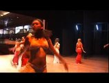 Making of - Dança do Ventre - 2nd meet of dance of the thumb
