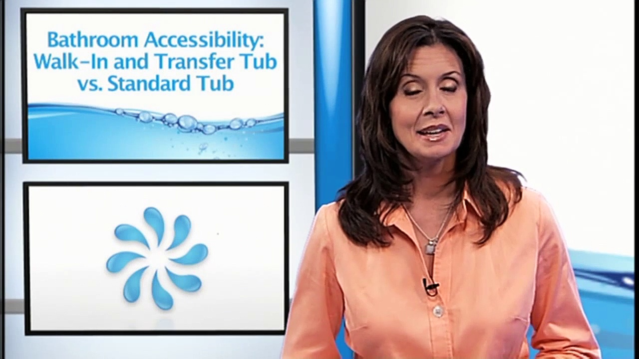Walk in Tubs & Transfer Tubs – Bathroom Accessibility – from HydroHealth Bathing