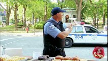 Angry Cop Goes INSANE for Donuts