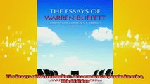 READ book  The Essays of Warren Buffett Lessons for Corporate America Third Edition  FREE BOOOK ONLINE