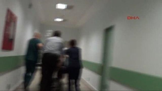 Samsun Babasının Kucağındayken 2. Kattan Düşen Bebek Ağır Yaralandı