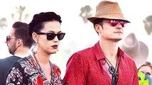 Katy Perry und Orland Bloom bei Coachella