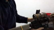 KSC M4 GBB V2 Testing