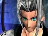 Final Fantasy VII & Kingdom Hearts