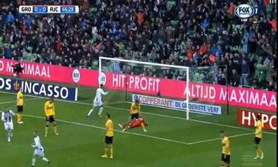 Обзор матча · Гронинген (Гронинген) - Рода (Керкраде) - 1:0