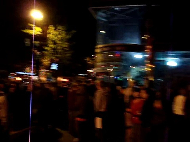 Berkeley celebrates Obama victory
