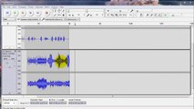 Audacity: Fade In/Out