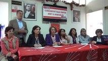 CHP Kadın Kolları Genel Başkanı Köse: 'Terör Olaylarından En Çok Etkilenen Kadınlar ve Çocuklardır'