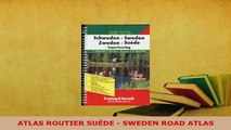 PDF  ATLAS ROUTIER SUÈDE  SWEDEN ROAD ATLAS Download Full Ebook