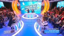 """JoeyStarr gifle en direct Gilles Verdez ce soir dans """"Touche pas à mon poste"""""""